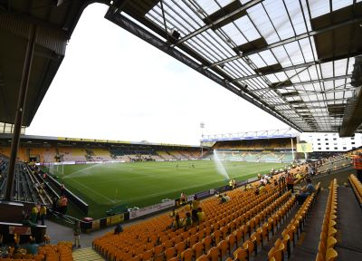 Saints to face Norwich City in FA Cup third round