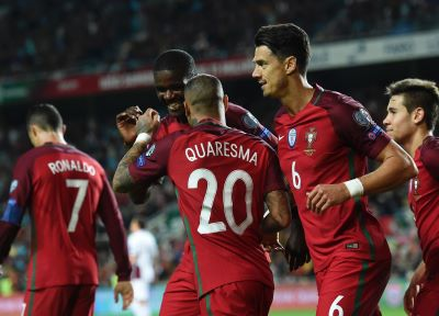 Fonte plays duration of Portugal win