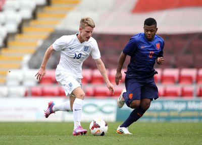 Late England Under-20s call for Sims