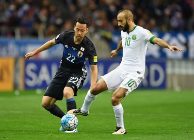 Yoshida helps Japan to vital win