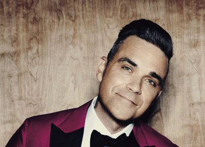 Robbie Williams concert information