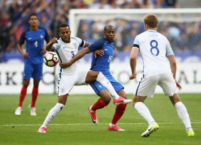 Bertrand features in England defeat