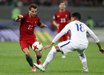 Cédric and Portugal lose out in Confederations Cup semi-final