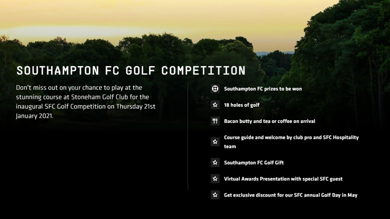 SFC Golf Comp