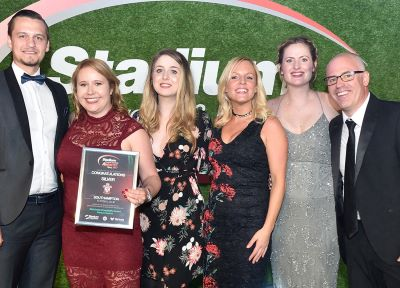 Hat-trick of hospitality awards for Halo