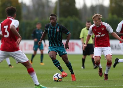 U18s Report: Arsenal 5-1 Saints