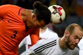 Van Dijk's Netherlands edge past Belarus