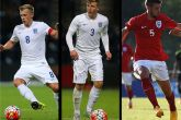 Saints trio included in England U21s squad
