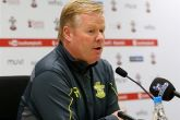 TALKING POINTS: Koeman's pre-Man City press conference
