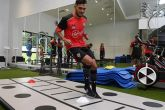 GALLERY: Boufal's first day at Southampton