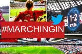 #MarchingIn Together!