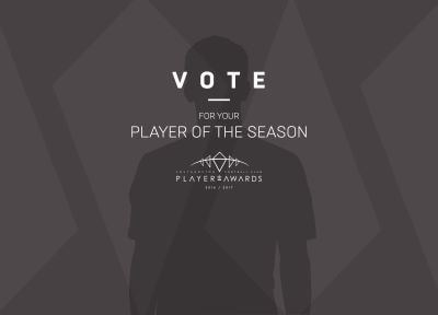 Vote for your Player of the Season!