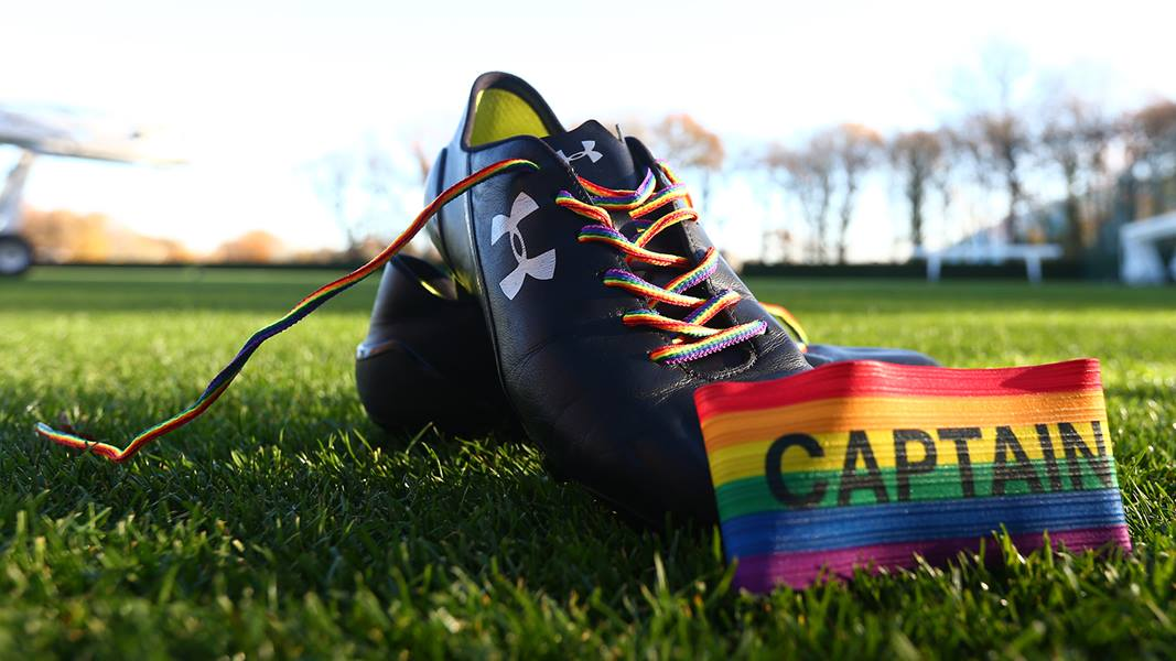 Image result for rainbow laces