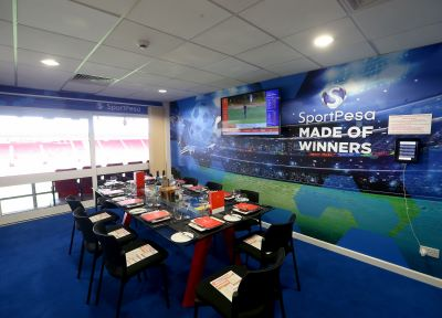 Win hospitality with SportPesa