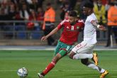 Boufal in latest Morocco squad