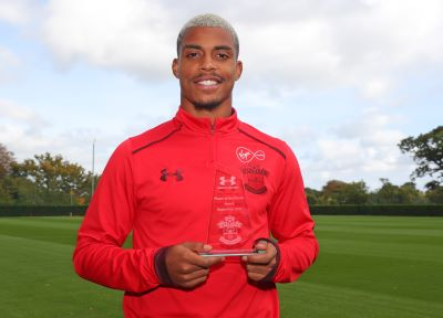 Lemina named September Player of the Month