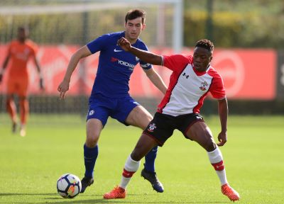 U18s Highlights: Saints 4-0 Chelsea