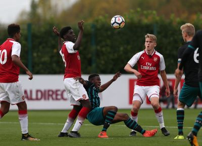 U18s Highlights: Arsenal 5-1 Saints