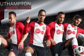 Saints reveal 2017/18 Under Armour Kits